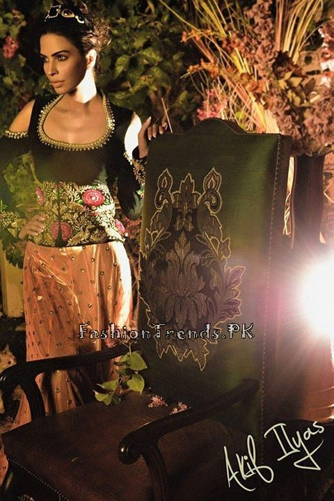 Tabassum Mughal Formal Wear Collection 2015 (2)