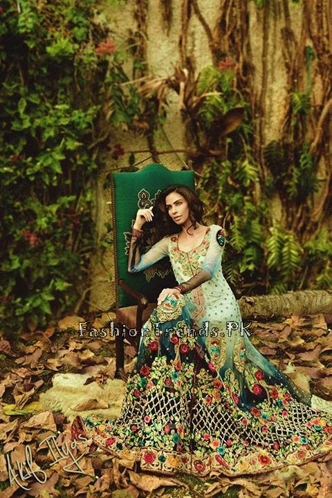 Tabassum Mughal Formal Wear Collection 2015 (3)