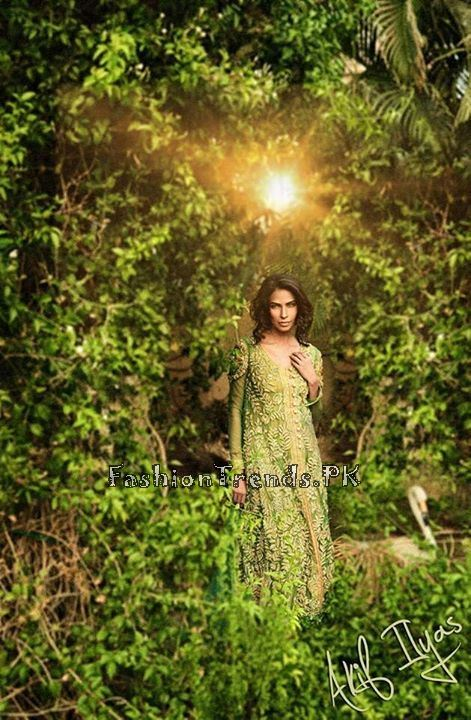Tabassum Mughal Formal Wear Collection 2015 (4)