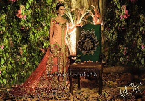 Tabassum Mughal Formal Wear Collection 2015 (5)