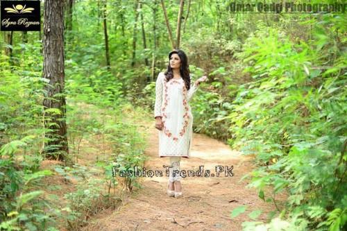 Vibgyor By Syra Eid Collection 2015 (2)