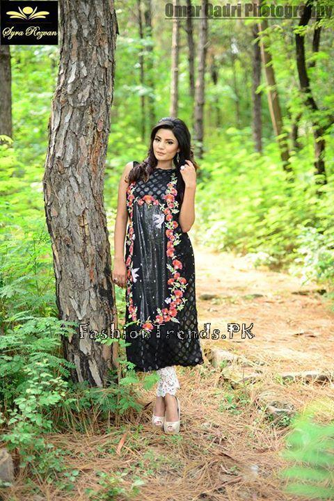 Vibgyor By Syra Eid Collection 2015 (3)