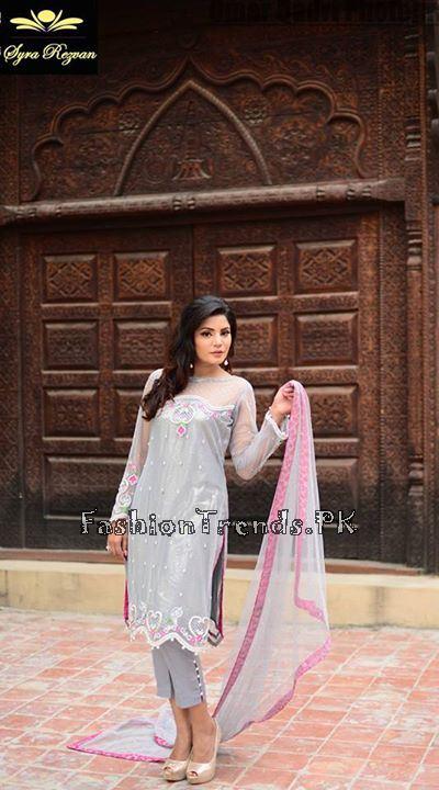 Vibgyor By Syra Eid Collection 2015 (6)