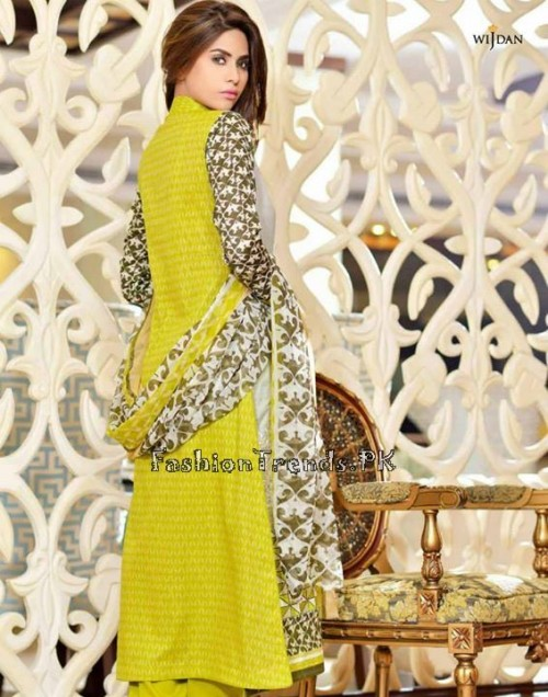 Wijdan Summer Collection 2015 Vol 2 by Salam Textile (5)