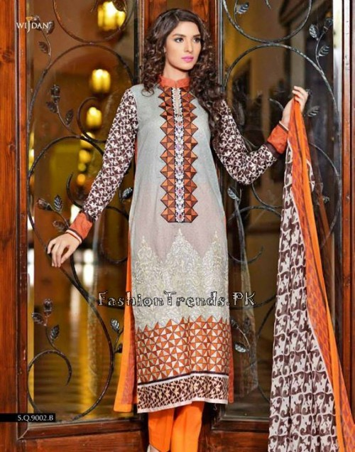 Wijdan Summer Collection 2015 Vol 2 by Salam Textile (6)