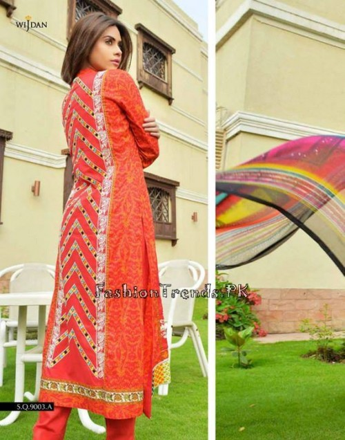 Wijdan Summer Collection 2015 Vol 2 by Salam Textile (11)