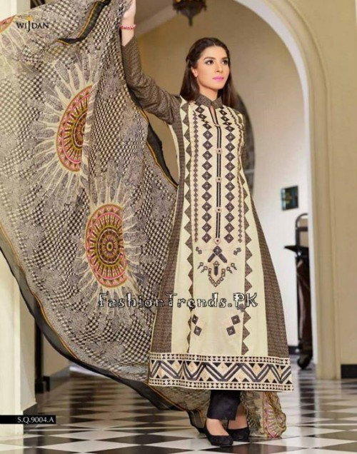 Wijdan Summer Collection 2015 Vol 2 by Salam Textile (12)