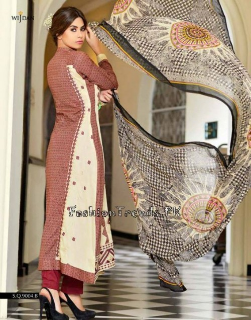 Wijdan Summer Collection 2015 Vol 2 by Salam Textile (15)