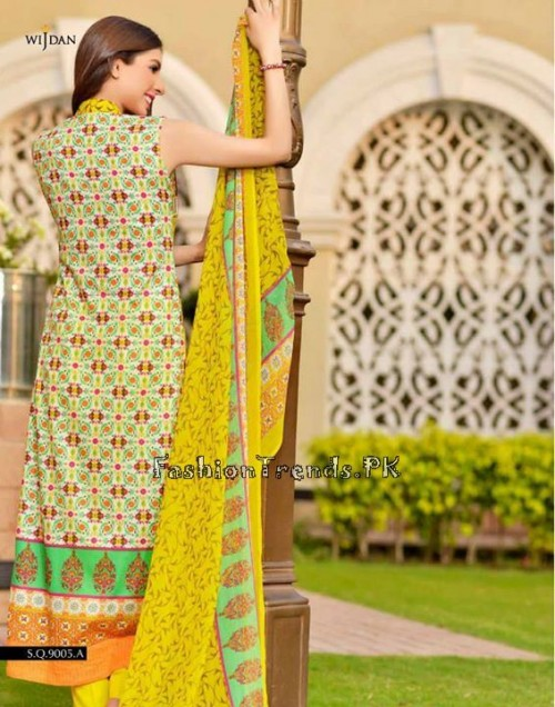 Wijdan Summer Collection 2015 Vol 2 by Salam Textile (17)