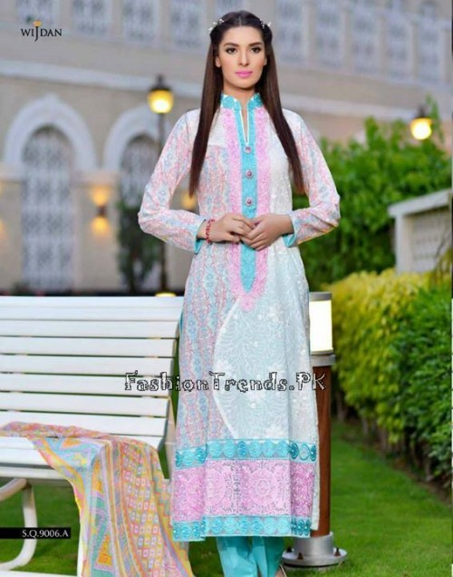 Wijdan Summer Collection 2015 Vol 2 by Salam Textile (20)
