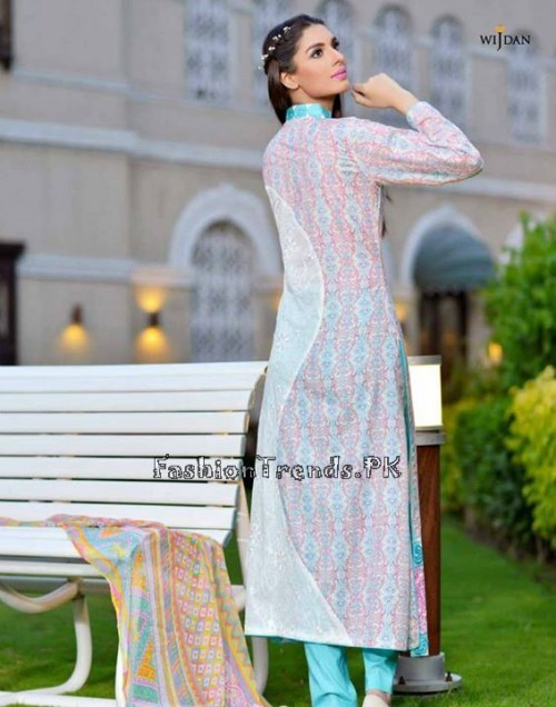 Wijdan Summer Collection 2015 Vol 2 by Salam Textile (21)