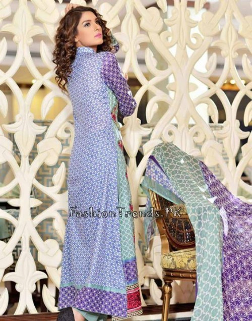 Wijdan Summer Collection 2015 Vol 2 by Salam Textile (25)