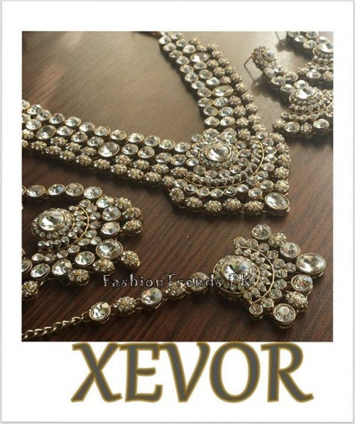 Xevor Eid Jewellery Collection 2015 (1)