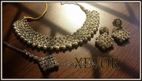 Xevor Eid Jewellery Collection 2015 (11)