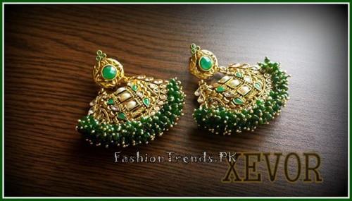 Xevor Eid Jewellery Collection 2015 (4)