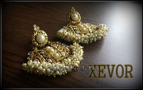 Xevor Eid Jewellery Collection 2015 (5)