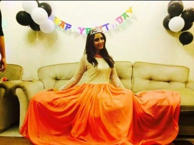 Maya Ali Birthday Party Unseen Images