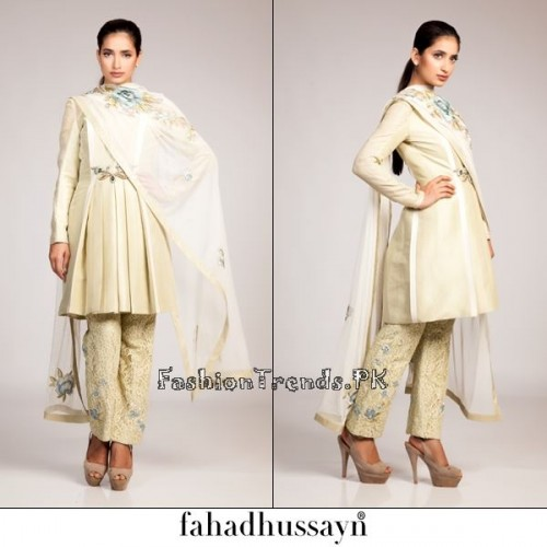 Fahad Hussayn Eid Dresses 2015 For Women (7)