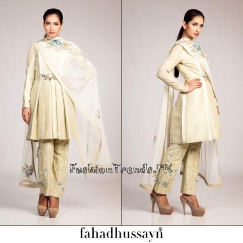 Fahad Hussayn Eid Dresses 2015 For Women (5)