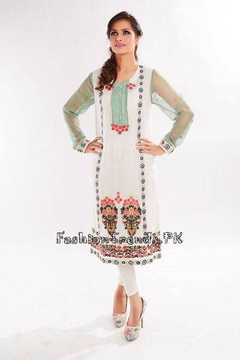 Firdous Ready to Wear Eid Collection 2015 (1)