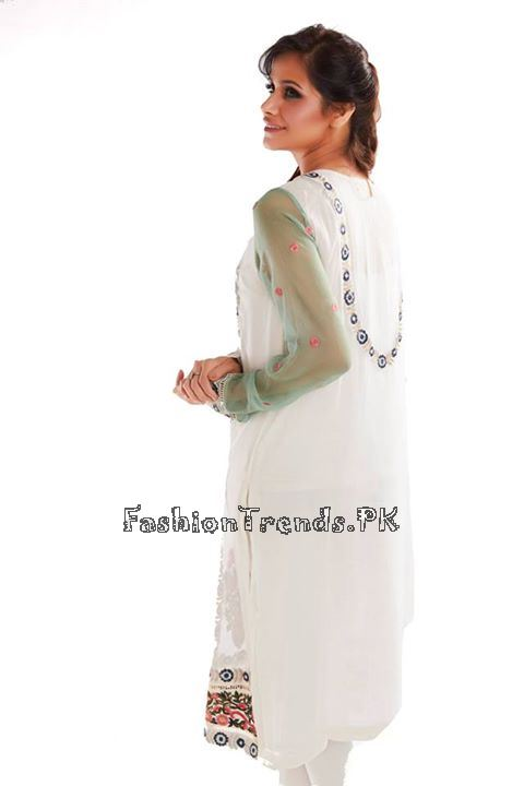 Firdous Ready to Wear Eid Collection 2015 (2)