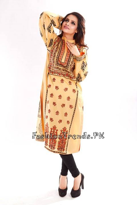 Firdous Ready to Wear Eid Collection 2015 (3)