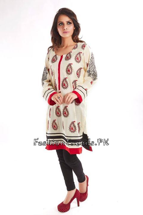 Firdous Ready to Wear Eid Collection 2015 (5)