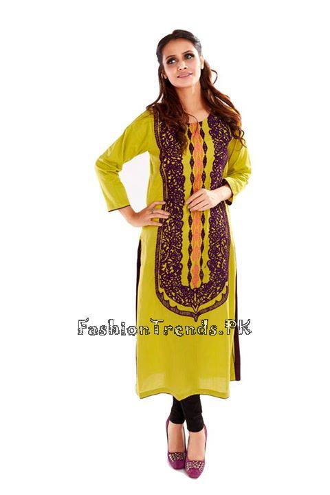 Firdous Ready to Wear Eid Collection 2015 (7)