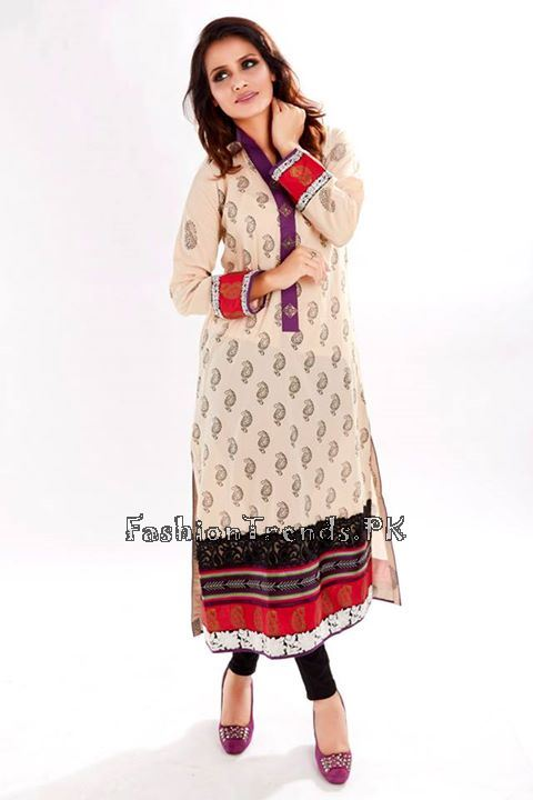 Firdous Ready to Wear Eid Collection 2015 (9)
