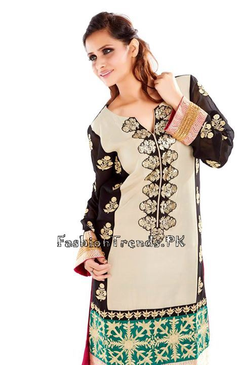 Firdous Ready to Wear Eid Collection 2015 (13)