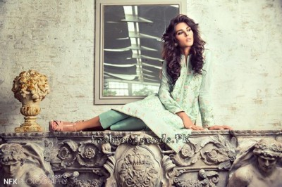 Gul Ahmed G- Pret Collection 2015 (10)