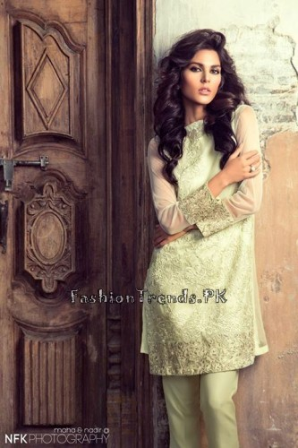 Gul Ahmed G- Pret Collection 2015 (2)
