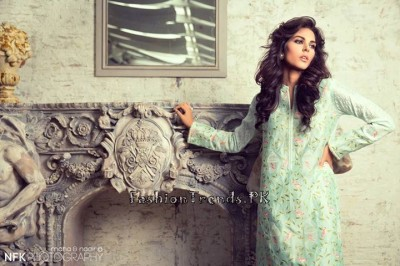 Gul Ahmed G- Pret Collection 2015 (5)