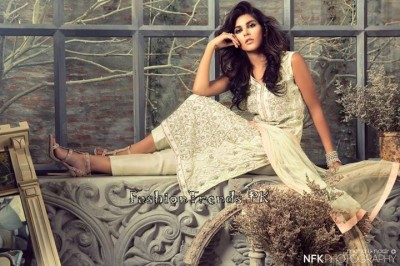 Gul Ahmed G- Pret Collection 2015 (7)