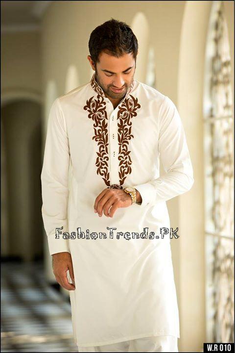 Humayun Alamgir Men Eid Collection 2015 (2)