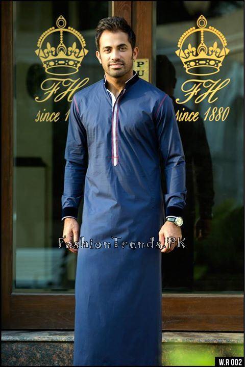 Humayun Alamgir Men Eid Collection 2015 (8)