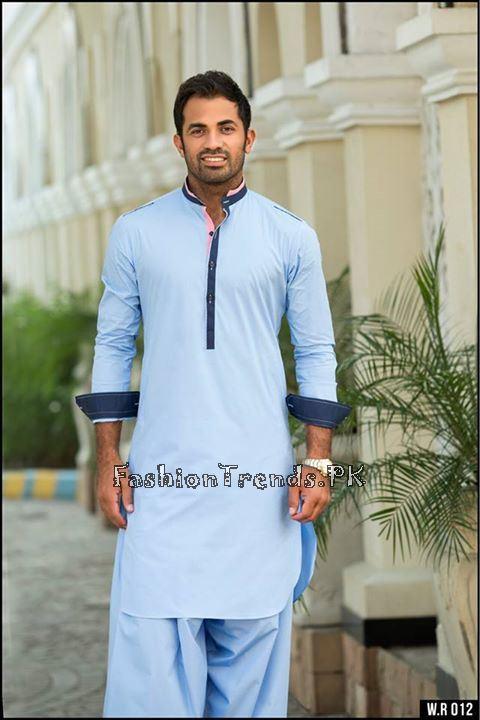 Humayun Alamgir Men Eid Collection 2015 (12)