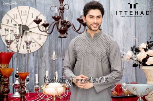 Ittehad Textiles Eid Collection 2015 For Men (4)