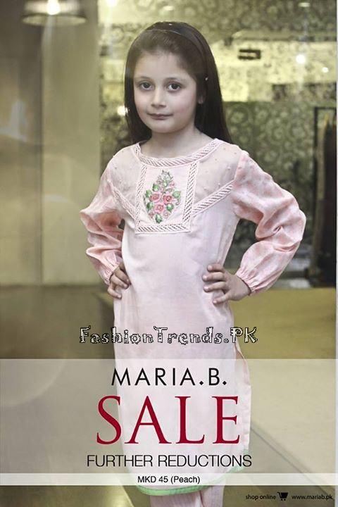 Maria B Kids Eid Collection 2015 (2)