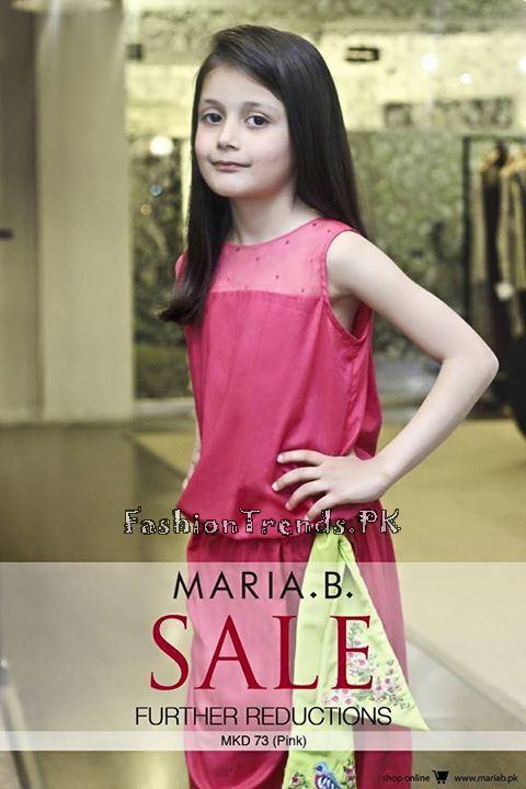 Maria B Kids Eid Collection 2015 (4)