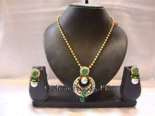 Mariam Sikander Eid Jewellery Collection 2015 (9)