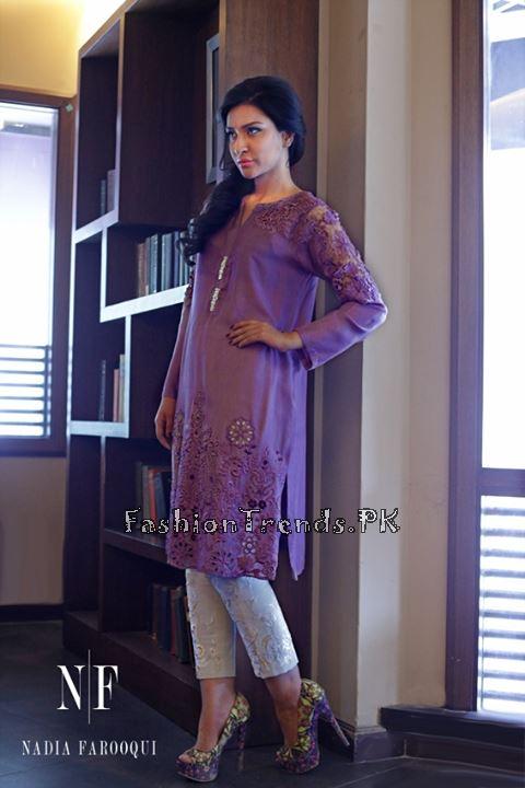 Nadia Farooqui Eid Collection 2015 (14)