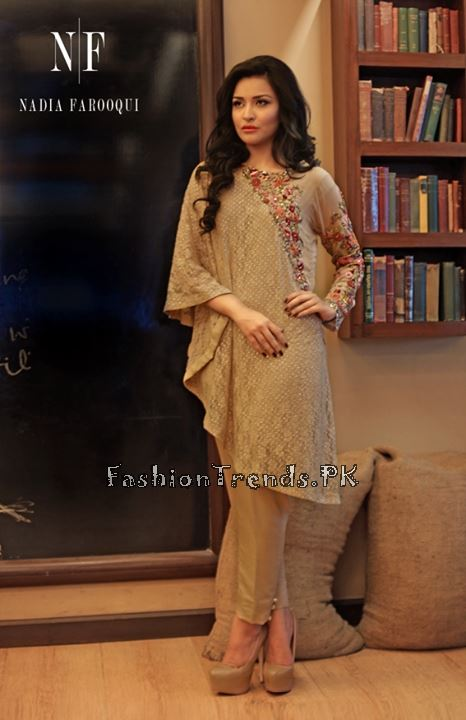 Nadia Farooqui Eid Collection 2015 (2)