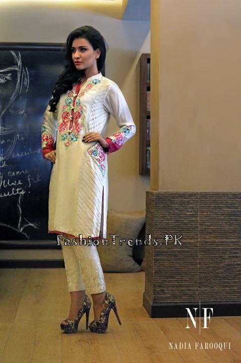 Nadia Farooqui Eid Collection 2015 (4)