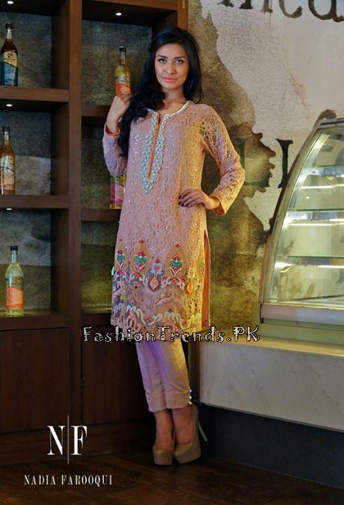 Nadia Farooqui Eid Collection 2015 (5)