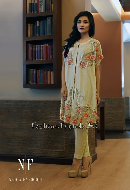 Nadia Farooqui Eid Collection 2015 (6)