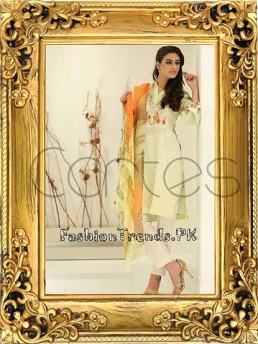 Pasho Party Wear Collection 2015 (1)