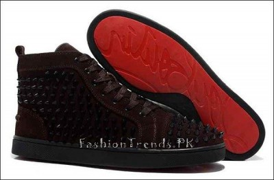 Trend of Red Bottom Shoes in Pakistan 2015 (7)