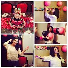 Maya Ali Birthday Party Unseen Photos