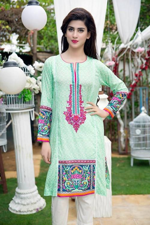 Fashions Of Knee-Length Shirts 2015-4